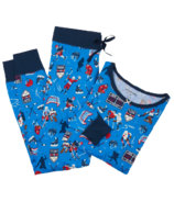 Hatley ensemble de pyjamas pour femmes en jersey Hockey Champs