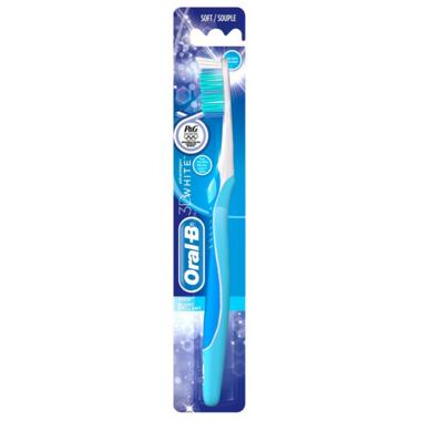 Oral-B 3D White Vivid 35 Soft Manual Toothbrush