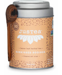 JusTea Loose Leaf Herbal Tea Sunkissed Rooibos