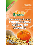 Gold Top Organics Raw Pumpkin Seeds