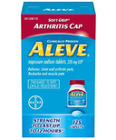 Aleve 220 mg Arthritis Cap Large Bottle