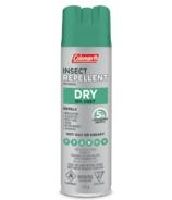 Coleman Aerosol Dry Insect Repellent 15% DEET