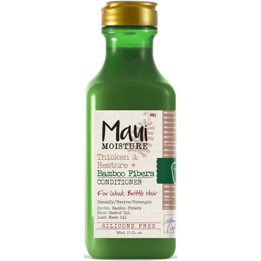 Maui Moisture Thicken & Restore Bamboo Fibers Conditioner