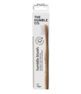 The Humble Co. Adult White Toothbrush Soft