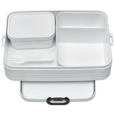 Mepal Bento Lunchbox Take A Break Large White