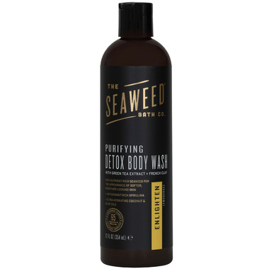 The Seaweed Bath Co. Purifying Detox Body Wash Enlighten