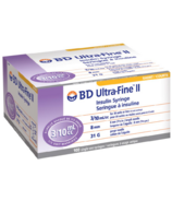 "Seringue BD Ultra-Fine 0.3ML 30G 8MM (5/16"")"