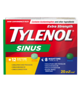 Tylenol Sinus Extra Strength Day + Night eZ Tabs