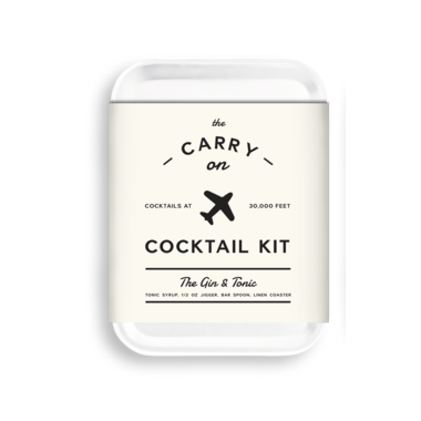 Carry On Cocktail Kit The Gin & Tonic