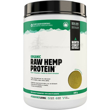 North Coast Naturals Organic Hemp Protein