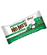 Aliments sans lactosérum à la menthe poivrée No No's