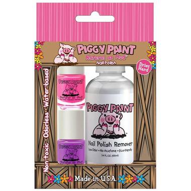 Piggy Paint Piggy Paint Polish and Remover Set