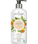 ATTITUDE Super Leaves Natural Hand Soap Orange Leaves