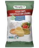 Simply 7 Organic Veggie Chips Orginal