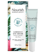 Nourish Organic Luminous Eye Cream