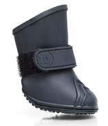 Wellies Boots for Dogs 4XL in Black