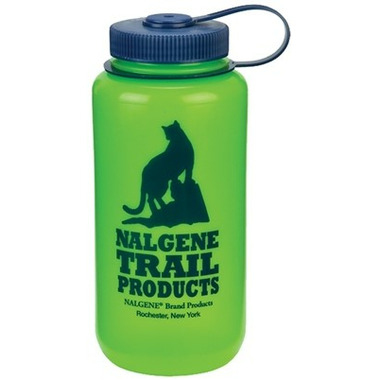 Nalgene 32 Ounce Wide Mouth Loop Green