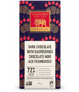 Endangered Species Dark Chocolate with Raspberry