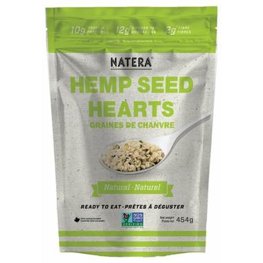 Natera Hemp Protein Powder Natural