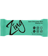 Zing Bars Dark Chocolate Mint Nutrition Bars