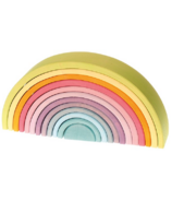 Grimm's Large Wooden Rainbow Pastel