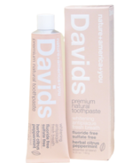 David's Premium Natural Toothpaste Herbal Citrus Peppermint