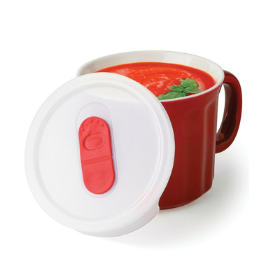 Joie Microwave Soup Mug & Lid