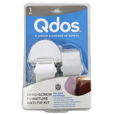 Qdos Furniture Anti-Tip Kit