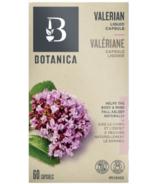 Botanica Valerian Root Liquid Phytocaps