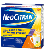 NeoCitran Extra Strength Cold & Sinus Night