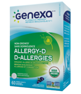 Genexa Allergy-D