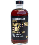 Drake Commissary County Maple Syrup Amber Rich Taste