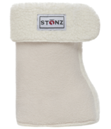 Stonz Bootie Liners Ivory