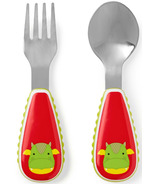 Skip Hop Zootensils Fork & Spoon Dragon