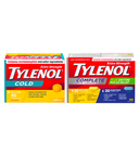 Tylenol Cough, Cough & Flu Relief Bundle