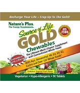 Nature's Plus Source of Life GOLD Multi-Vitamin Supplement