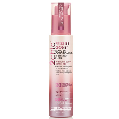 Giovanni 2chic Frizz Be Gone Leave-In Conditioning & Styling Elixir
