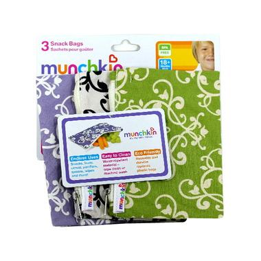 Munchkin Snack Bags