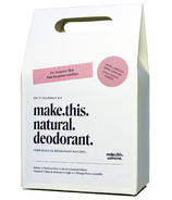 Make This Universe Make This Natural Deodorant Sensitive Skin Vanillarosa