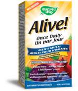 Nature's Way Alive! Once Daily Men's Ultra