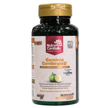 NutraCentials Slimming Essentials Garcinia Cambogia NX