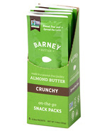 Barney Butter Crunchy Almond Butter Single Serving Pack