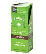 Barney Butter Beurre d'amandes croquant en portions individuelles