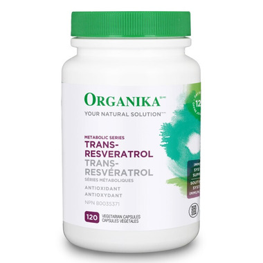 Organika Trans-Resveratrol