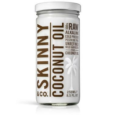 Skinny & Co. 100% Raw Virgin Beauty Coconut Oil