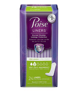 Poise Liners Very Light Absorbency Long Length