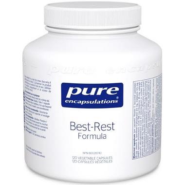 Pure Encapsulations Best Rest Formula