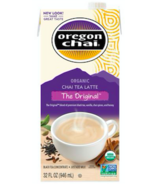 Oregon Chai Organic Chai Tea Latte Original