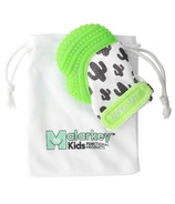 Malarkey Kids Munch Mitt Teething Mitten Green Cactus