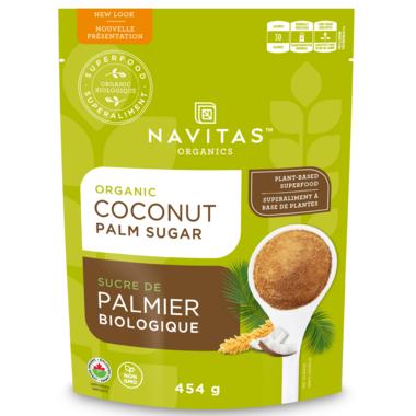 Navitas Naturals Organic Coconut Palm Sugar